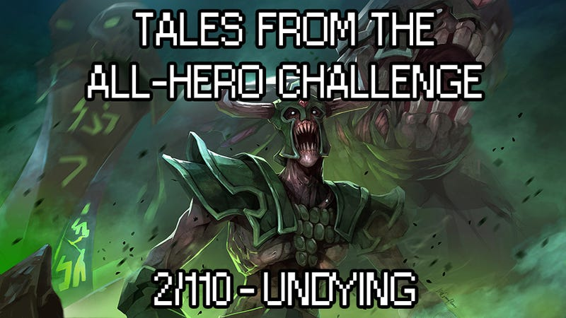 Illustration for article titled Tales from the All-Hero Challenge: Undying (2/110)
