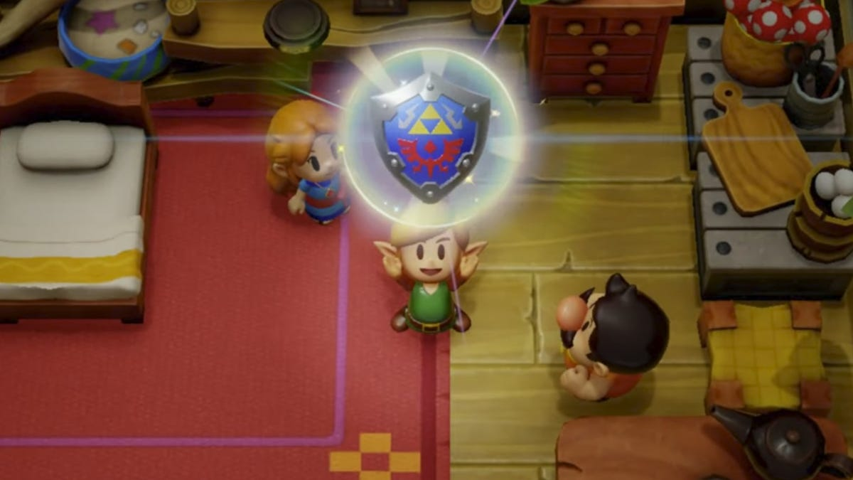 Save $10 On Your Link's Awakening Preorder, If You Can Live Without the Dreamer Edition