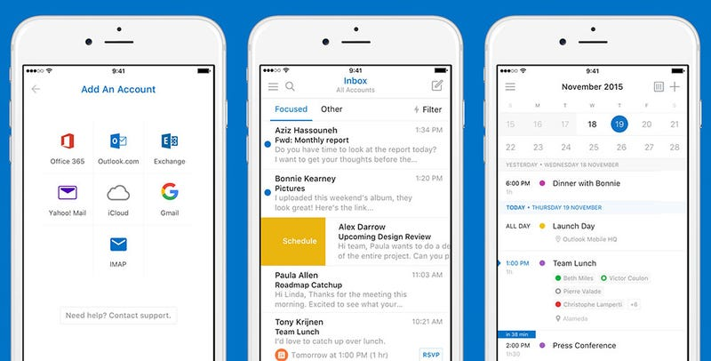 Outlook Calendar On Iphone >> Microsoft Outlook Is Getting Ready To Cannibalize Calendar App Sunrise
