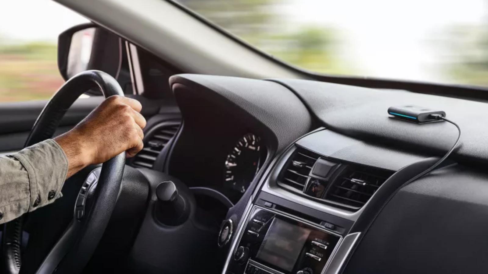 Amazon Wants Alexa in Your Car Now