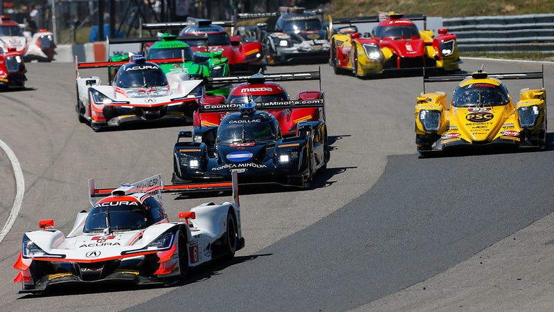 Illustration for article titled IMSA Really Wants Teams To Ditch LMP2 For DPI