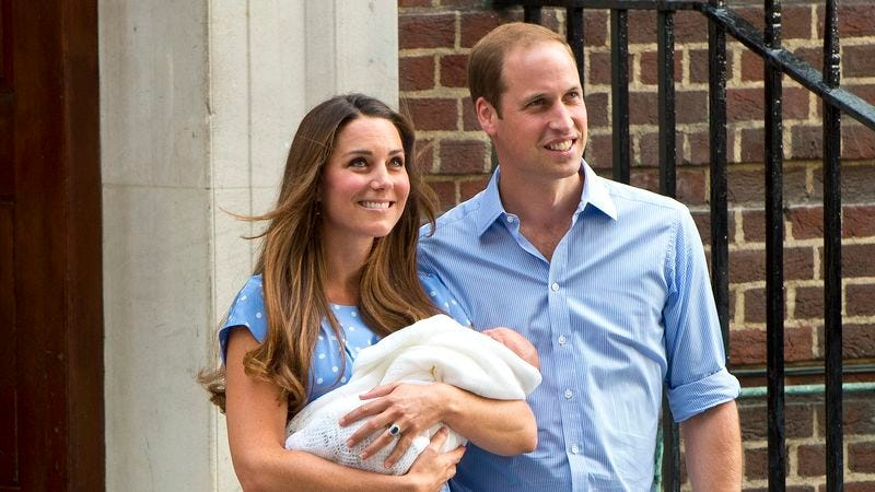 Illustration for article titled What The Royal Baby Might Look Like