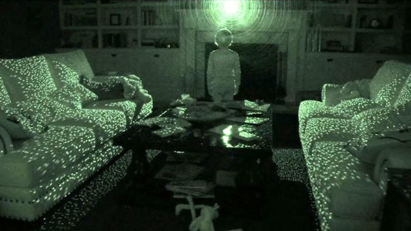 Illustration for article titled There will be two Paranormal Activity movies next year, including one just for Latinos