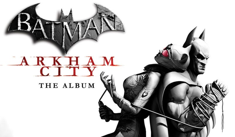 Illustration for article titled The Arkham City Soundtrack Might Be Worth a Listen