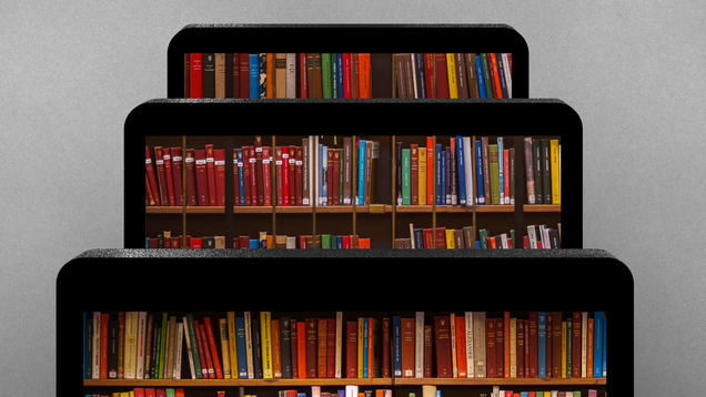 Libraries Could Preserve Ebooks Forever, But Greedy Publishers Won't Let Them
