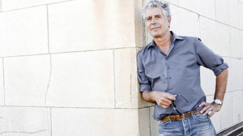 """Illustration for article titled Anthony Bourdain: No Reservations -""""Mozambique"""""""