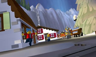 Illustration for article titled Fans Add New Content To LEGO Universe