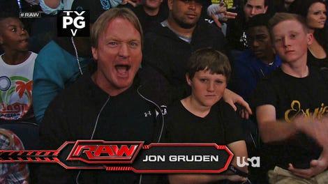 Jon Gruden Kids