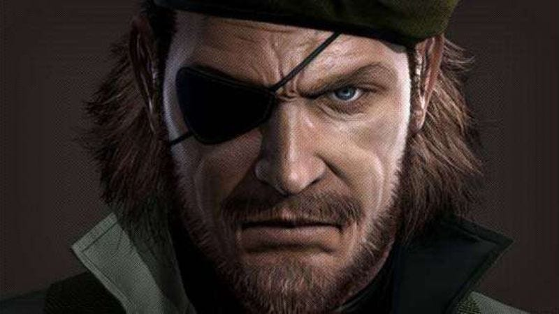 Metal Gear Solid's Solid Snake