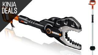 Illustration for article titled The Nightmare-Inducing Worx JawSaw is Only $90 Today