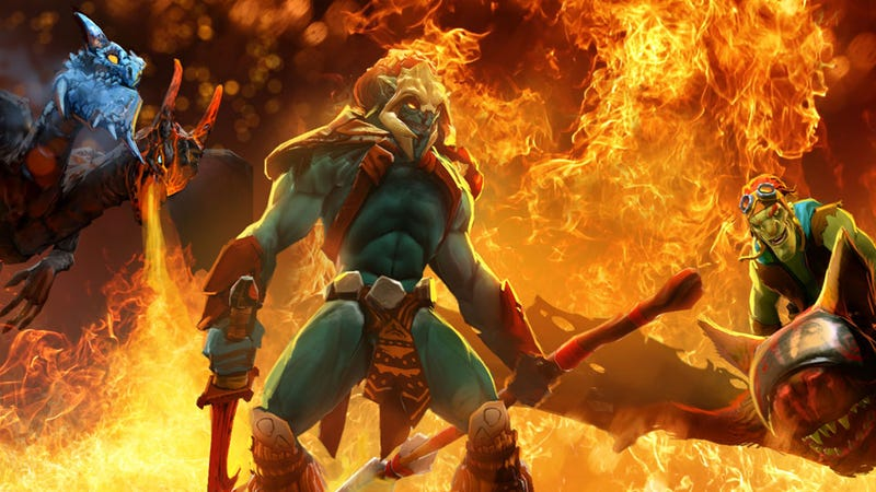 "Illustration for article titled Dota 2's Beta is ""Kicking Up a Notch"", Time for More Invites"