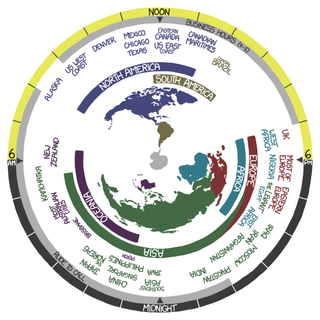 Illustration for article titled Check timezones with this xkcd cheat sheet