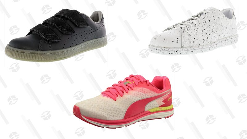 25% Off PUMA Styles | Daily Steals | Promo code KJPUMA