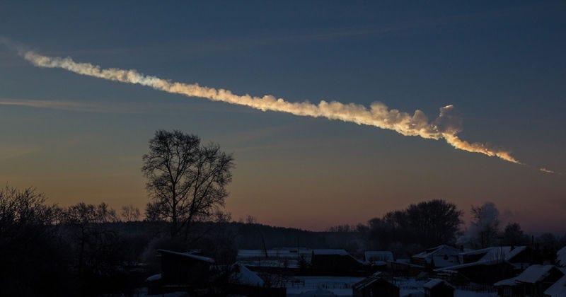 Illustration for article titled No fue un meteorito lo que mató al conductor de autobuses indio, dice la NASA