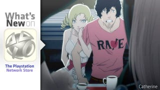 Illustration for article titled PlayStation Store Update: Now You Can Flirt With Catherine