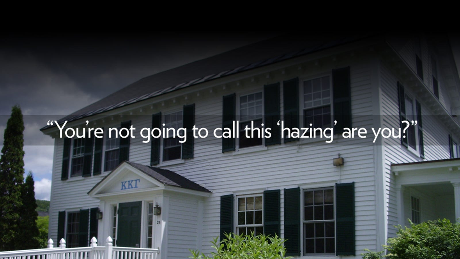 Dartmouth Sorority Girl Goes Public With Her Hazing Nightmare-9075