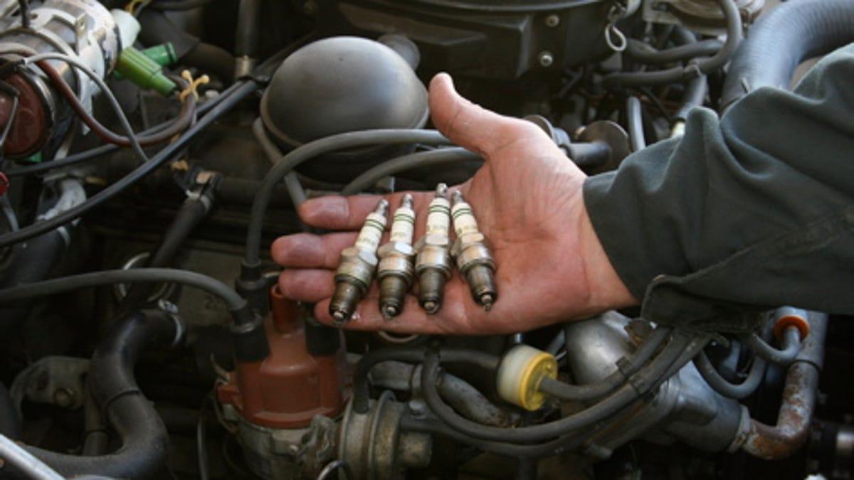 Compression Pressure Test 1997 Camry Fuel Filter Location