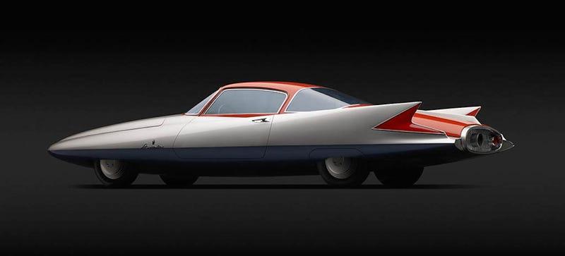 13 protototipos de coches antiguos que parecen sacados del futuro
