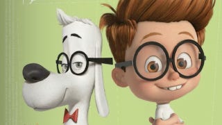 Illustration for article titled See the first image from Dreamworks' CG Mr. Peabody and Sherman