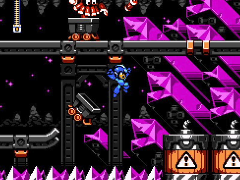 Illustration for article titled IfOwlboy's Artist Made A Mega Man Game