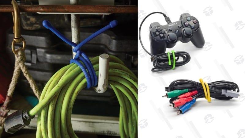 Nite Ize Cable Ties | $7 | Amazon