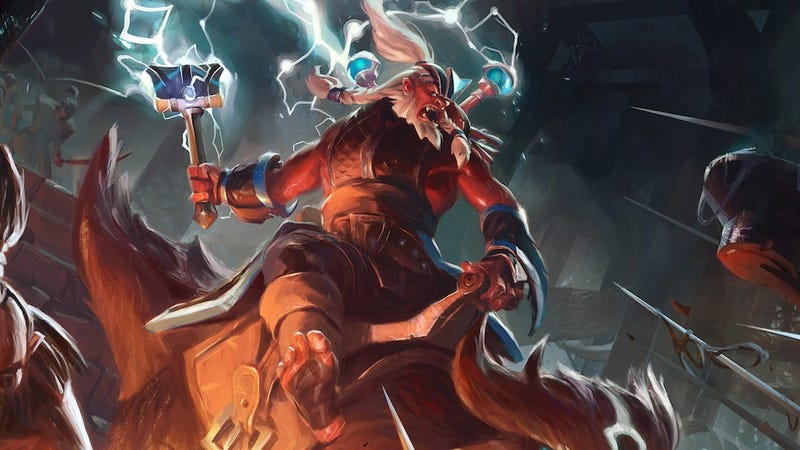 Illustration for article titled How Dota 2 Exposes The Shortcomings Of The Video Game Industry