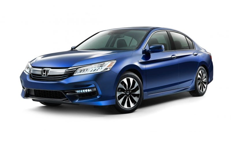 Or... What If This Hybrid Accord Had A V6 And Was A 2 Door? Itu0027d Be Two  Minutes Faster Than The Porsche 918 Spyder, At The Nurburgring, Thatu0027s What.