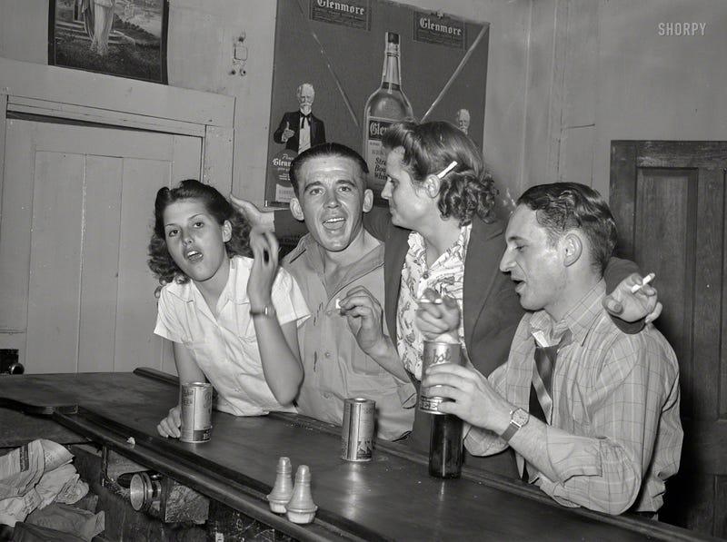Mogollon, New Mexico, 1940 (Shorpy)