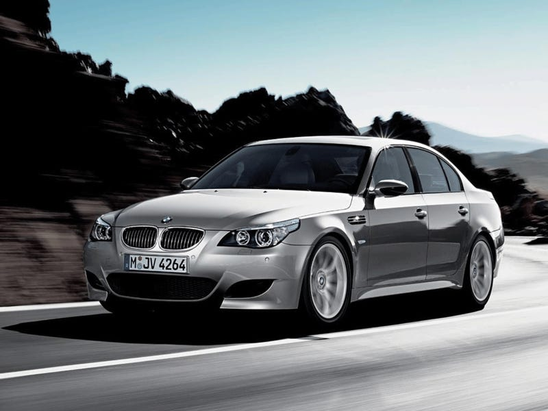 Illustration for article titled The E60 BMW M5 Was The Last Four-Door Supercar