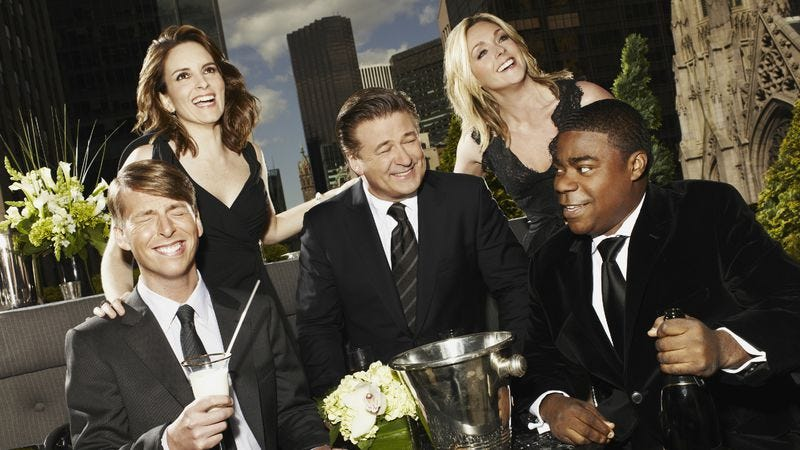 Illustration for article titled 30 Rock's improbable survival highlights the show's study in contradictions