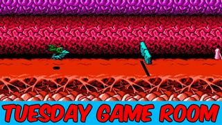 Illustration for article titled Tuesday Game Room: God Damn BattletoadsEdition