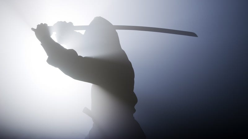 Illustration for article titled No, los ninja no podían desaparecer: mitos y leyendas de los shinobi