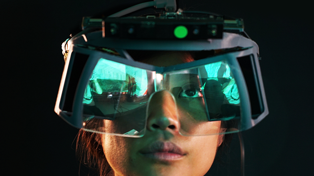 Leap Motion s New AR Headset All But Guarantees Your Public Humiliation