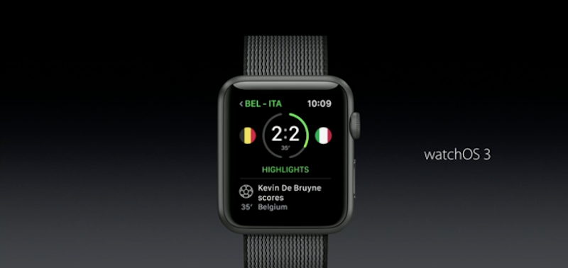 Illustration for article titled watchOS 3 por fin se pone a la altura: Instant launch, mejoras en la interfaz y escritura rápida