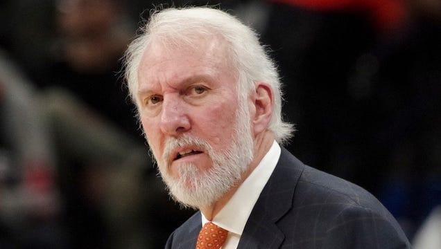 "Gregg Popovich Goes Off On His Team After ""Pathetic Perfor…"