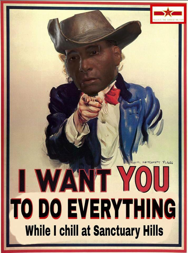 o9yaqtnu9zdlc8jrpixm the internet loves making fun of fallout 4's preston garvey