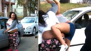 Images from footage uploaded to WorldStarHipHop that reportedly shows Jalin Smith-Walker and the victimFacebook