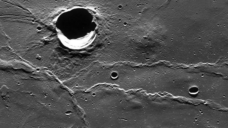 moon base lava tube - photo #1