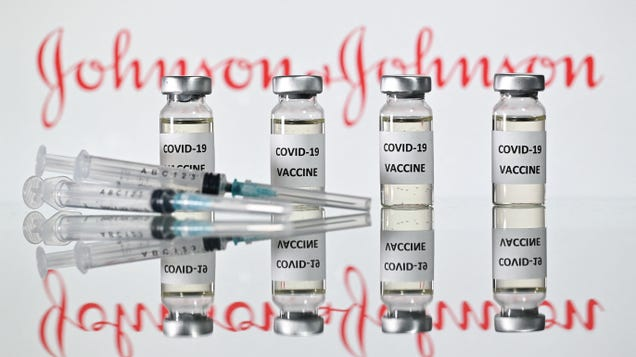 U.S. Health Regulators Lift Pause on Johnson & Johnson Covid-19 Vaccine