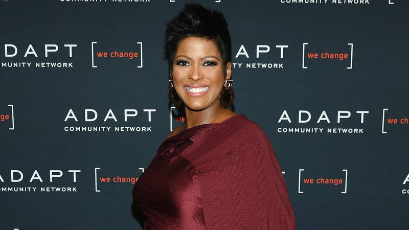 Tamron Hall attends the 2019 2nd Annual ADAPT Leadership Awards at Cipriani 42nd Street on March 14, 2019 in New York City.