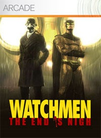 Illustration for article titled Watchmen Games Coming To Retail