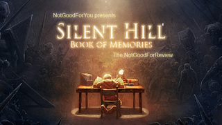 Illustration for article titled NotGoodForReview - Silent Hill: Book of Memories