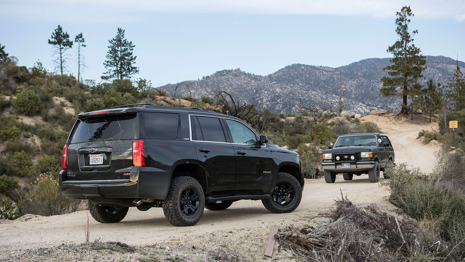 The 2018 Chevy Tahoe Z71 Feels Like A Classic SUV