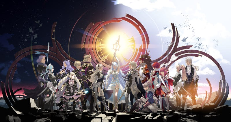 Illustration for article titled The Other Ways Nintendo Is Changing The English Version of Fire Emblem Fates [UPDATE]
