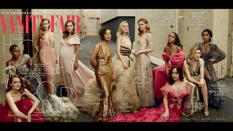 Image: Annie Leibovitz exclusively for Vanity Fair