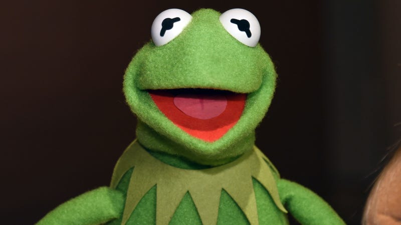 Illustration for article titled We Did Not Have The Time To Reimagine Kermit The Frog. Here He Is Normal.