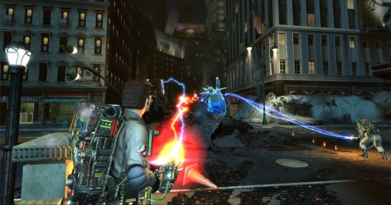 Illustration for article titled Ghostbusters For Xbox 360 Is Region Free