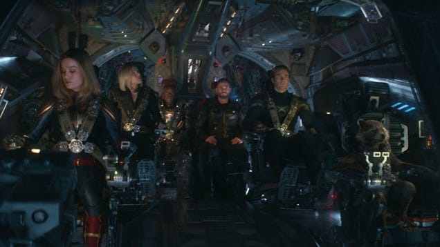 The Fun Story Behind an Avengers: Endgame Cameo You Probably Didn t Notice