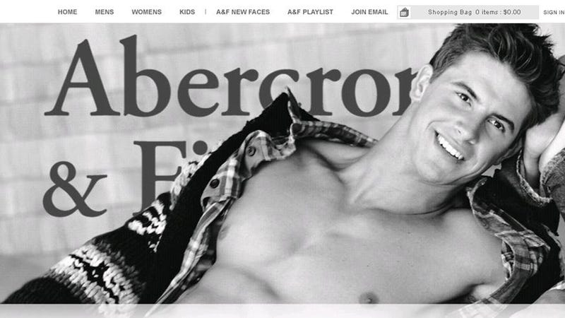 Illustration for article titled Abercrombie's French Stores Accused of Le Discrimination