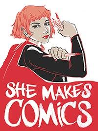 Illustration for article titled She Makes Comics Doc